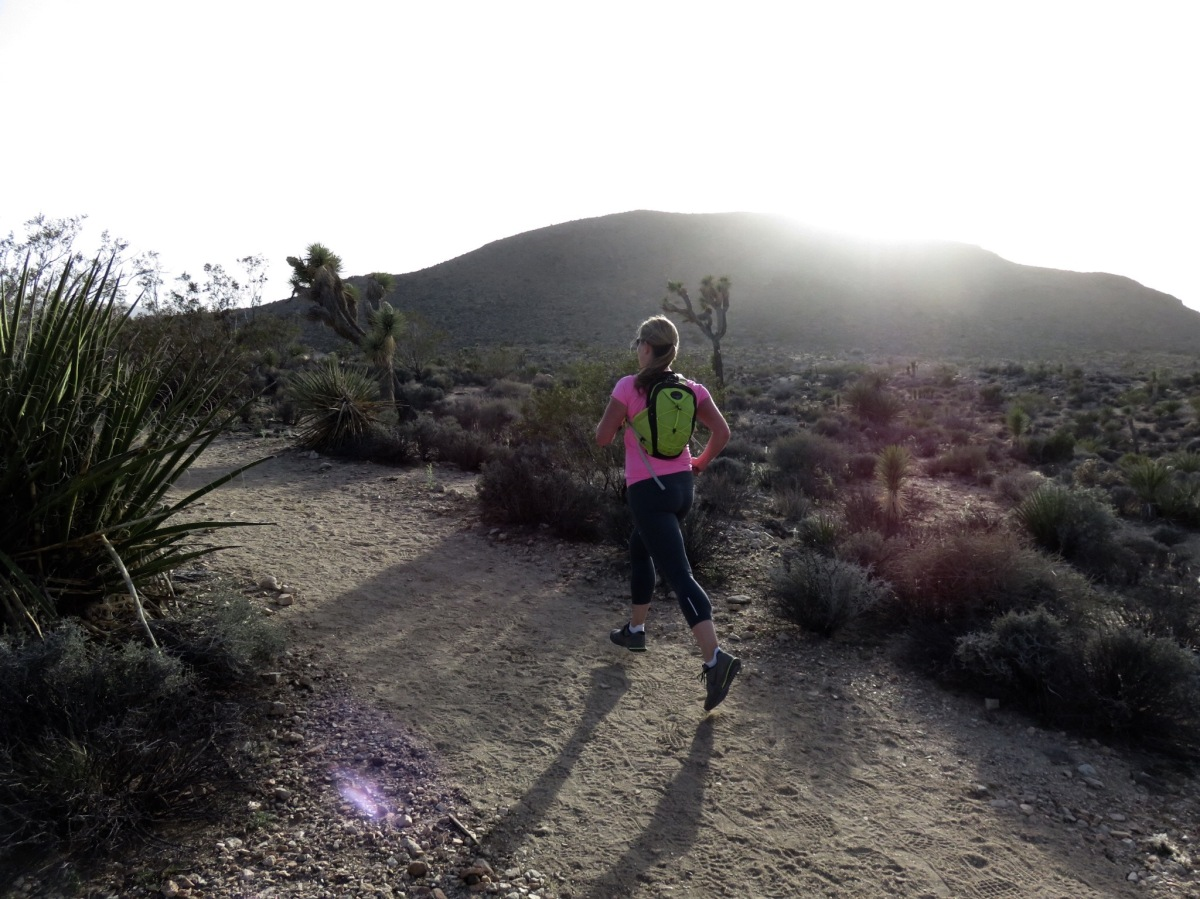 Trail Run in California: Joshua Tree National Park
