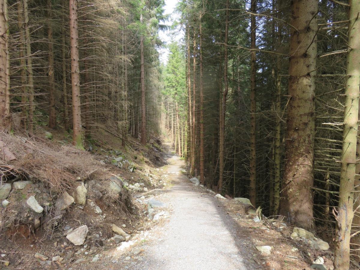 Trail Run in Scotland: Great Glen Way, Part2