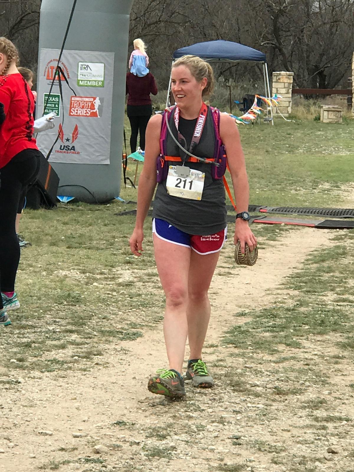 Race Recap: Crazy Desert TrailRace