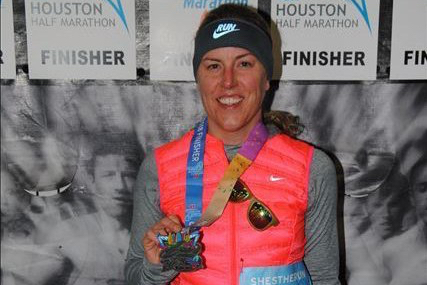 Race Recap: Chevron Houston Marathon